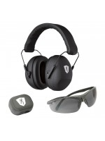 Browning Shooting Range Set (Earplugs, Earmuffs and Glasses)
