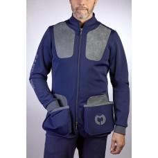 Castellani Dry Film Jacket - Blauw/Grijs