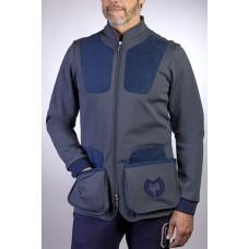 Castellani Dry Film Jacket - Gray/Blue