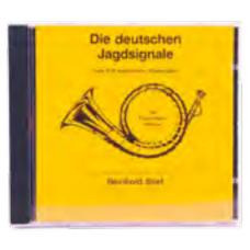 """CD - """"Die deutschen Jagdsignale"""""""