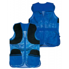 Fritzmann Shooting vest - Blue